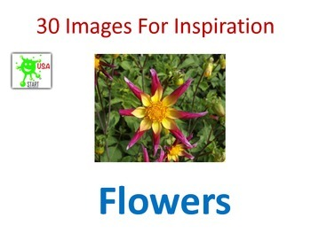 30 Images for Inspiration - Flowers