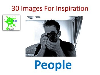 30 Images for Inspiration - People