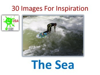 30 Photographs for Inspiration - The Sea