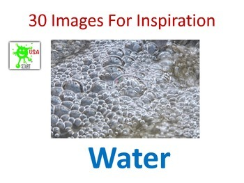 30 Images for Inspiration - Water