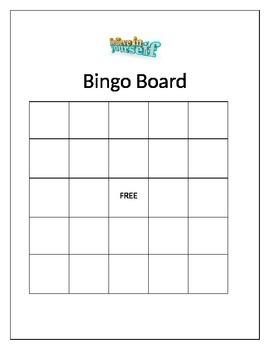 30+ Kids Affirmation Bingo