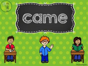 Kindergarten Sight Word Powerpoint Presentation Dolch