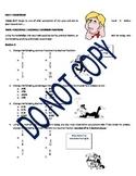 30 MARK FRACTION PERCENTAGE DECIMAL TEST/PREP