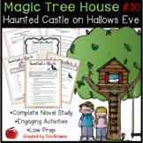 #30 Magic Tree House- Haunted Castle on Hallows Eve Novel Study