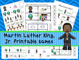 30 Martin Luther King Jr. Games Download. Games and Activi