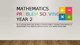 30 Math Word Problems Year 2 (Add, Subtract, Multiply)