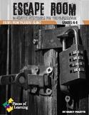 30 Minute Escape Room Mystery - Escape from Treasure Island