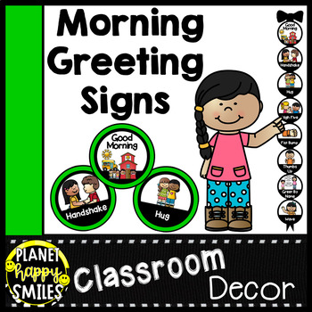 30+ Morning Greeting Choices in Green