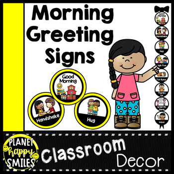 30+ Morning Greeting Choices in Yellow