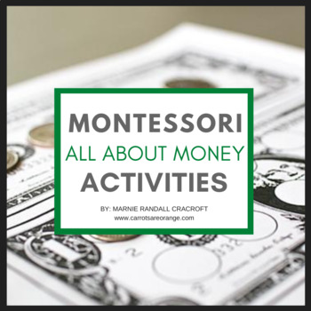 30+ Pages of Activities NO PREP Learning about Money PACK