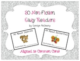 30 Non-Fiction Easy Readers