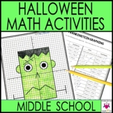 Halloween Math Worksheets and Activities