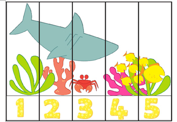 30 Ocean Number, Word, And Letter Puzzles (Sunnah Learners)