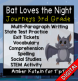 Bat Loves the Night Ultimate Pack: Third Grade Journeys
