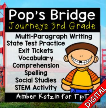 Pop's Bridge Ultimate Pack: Third Grade Journeys