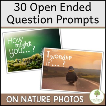 30 Open ended Question Prompts for Critical and Creative Thinking - photos