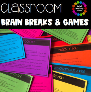 30 Quick Games and Brain Breaks