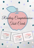 30 Reading Comprehension/Story Starter Task Cards