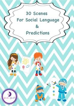30 Scenarios for Social Thinking & Predictions