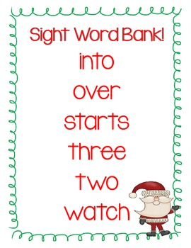 30 Sight Word Scramble Puzzles Holiday Themed! Thanksgiving, Christmas, Winter