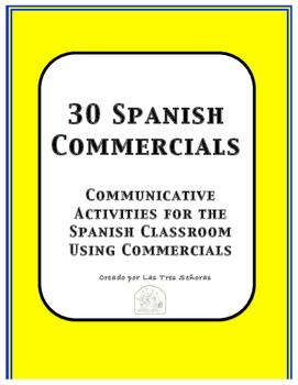 30 Spanish Commercials