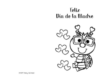 Spanish Mother's Day Cards