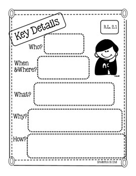 Reading Comprehension Worksheets and Graphic Organziers! Over 30 Sheets!