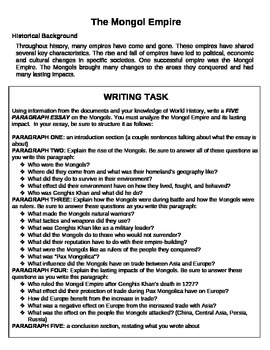 dbq essay lesson plan A dbq essay or a data based question essay is a form of  constitution differentiated instruction lesson plans  social studies differentiated instruction.