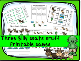 30 Three Billy Goats Gruff Games Download. Games and Activities in PDF files.