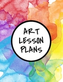 30 Week K-5 Art Curriculum with Lesson Plans
