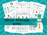 30 Winter Wonderland Games Download. Games and Activities