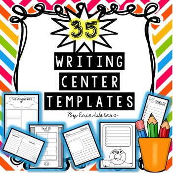 30+ Writing Station Templates