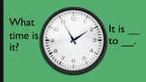 30 awesome images to practice telling about time