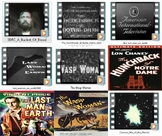 30 classic horror movies DVD collection monsters, vampires