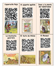30 codigos de QR leyendas y fabulas/legends and fables Spanish QR codes