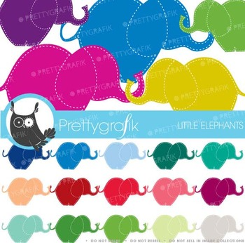 30 elephant clipart commercial use, vector graphics, digit