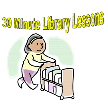 30 minute Library Lessons:  Story Sequence