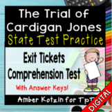 The Trial of Cardigan Jones State Test Prep - 3rd Grade Journeys