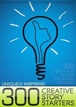 300 Creative Story Starters