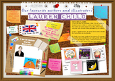 Poster - Lauren Child Author/Illustrator Of Picture Books