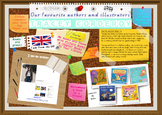 Poster -  Tracey Corderoy UK Author Of Picture Books Print