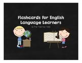 Flashcards for English Language Learners- Online teaching,