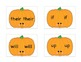 300 Pumpkin Sight Word Puzzles