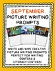 Writing Prompts BUNDLE {300 Picture Writing Prompts for the ENTIRE year!}