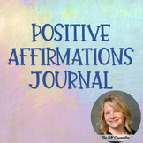 31 Day Positive Affirmations Journal