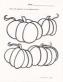 31 Fall Season and Halloween Worksheets