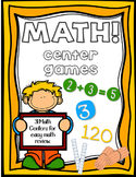 31 Math Centers Bundle: Counting, Place Value, Addition and Subtraction