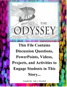 31 The Odyssey By Homer