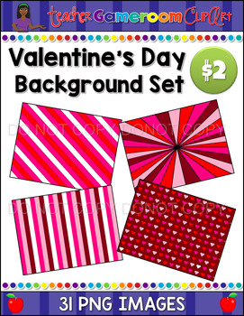 31 Valentine's Day Backgrounds