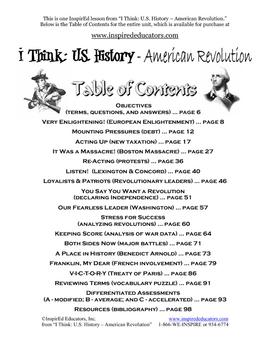 3102-5 The Boston Tea Party